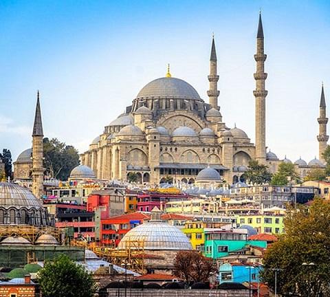 ارسال بار از اصفهان به استانبول