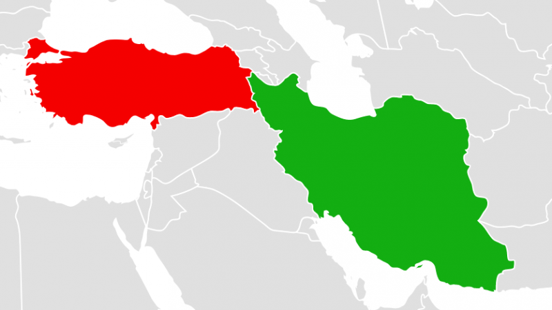 ایران ازمیر ترکیه