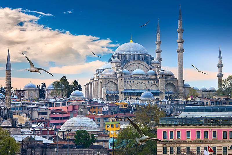 ارسال کالا از تبریز به استانبول