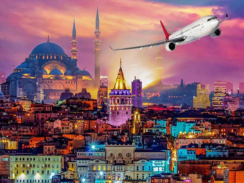 حمل بار از کرج به استانبول