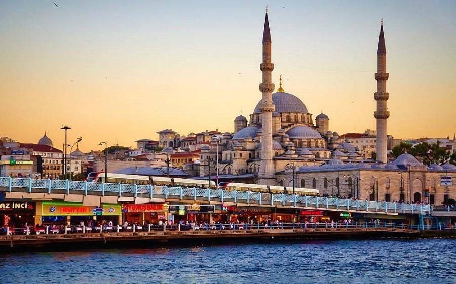 شرکت حمل و نقل بار برای استانبول
